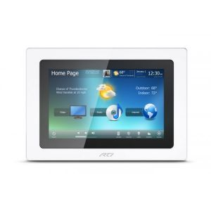 KX7 7 inch In-Wall Touchpanel