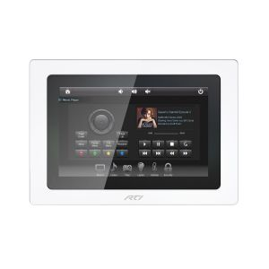 KX7s 7 inch In-Wall Touchpanel