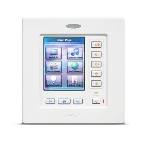 RK3-V 3.5 inch In-Wall Touchpanel Keypad