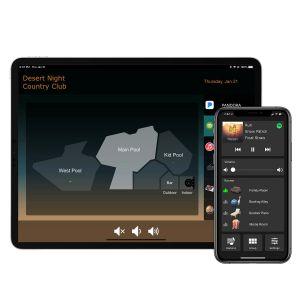 RTI Control App for Apple iPhone or iPad