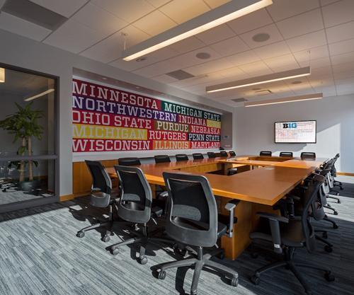 Big Ten Conference Headquarters