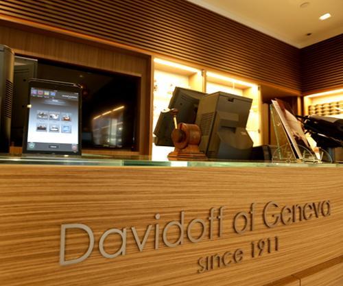 Davidoff of Geneva Store